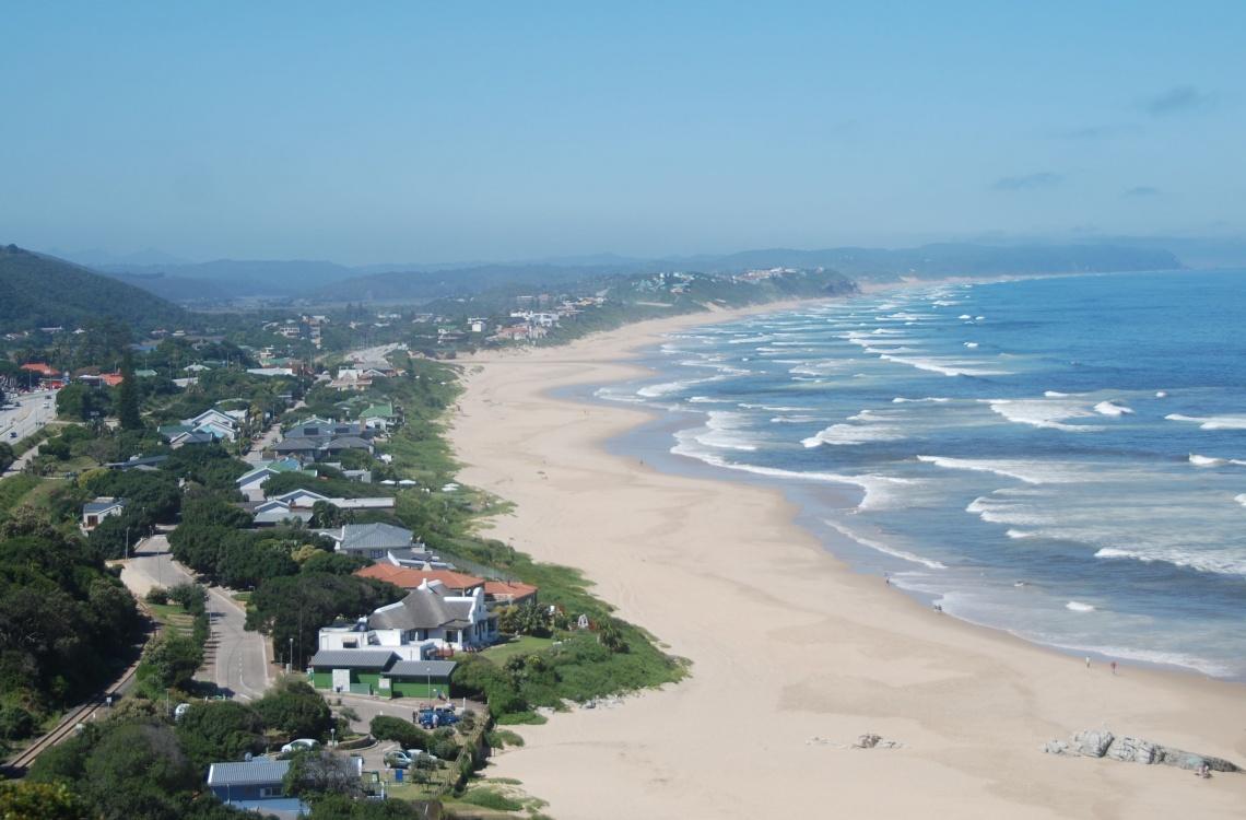 Det er ikke kun jagt, som Sydafrika kan tilbyde, Sydafrika har nemlig også nogle af verdens smukkeste strande