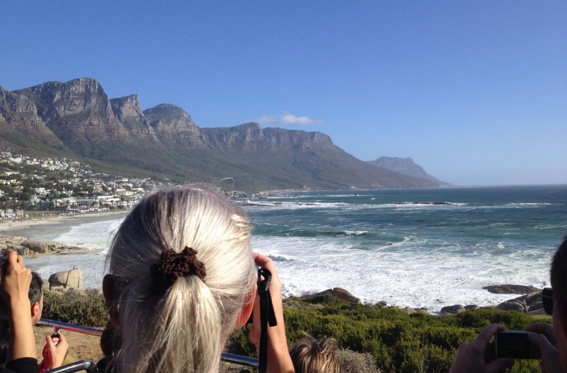 Sydafrikas smukke strande
