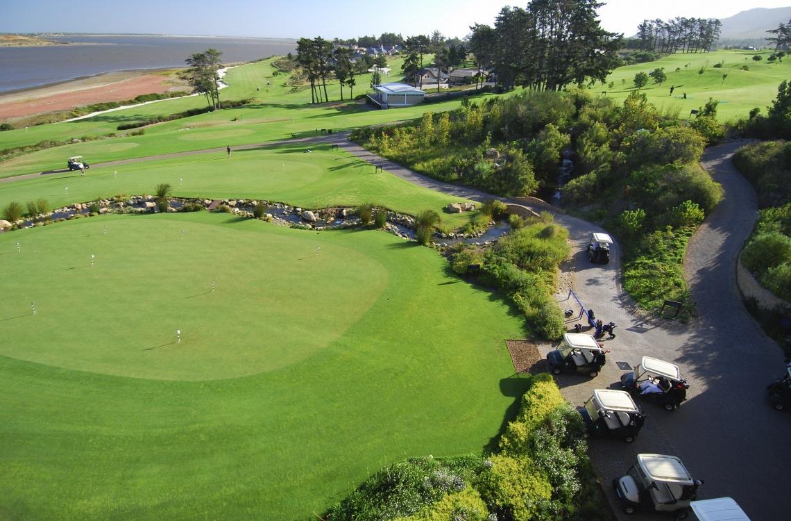 Kombiner din jagtrejse med en golf-oplevelse